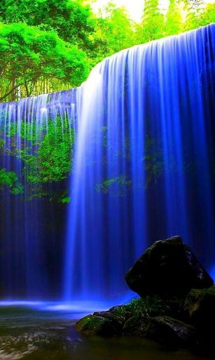 Smart Phone Wallpapers Girls Download Waterfall 3d Live Wallpaper Gallery