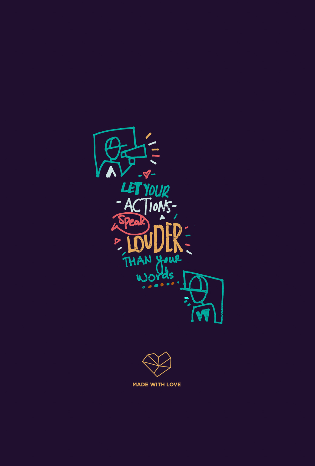 Good Vibes Quotes Wallpaper Download Words Wallpaper Gallery