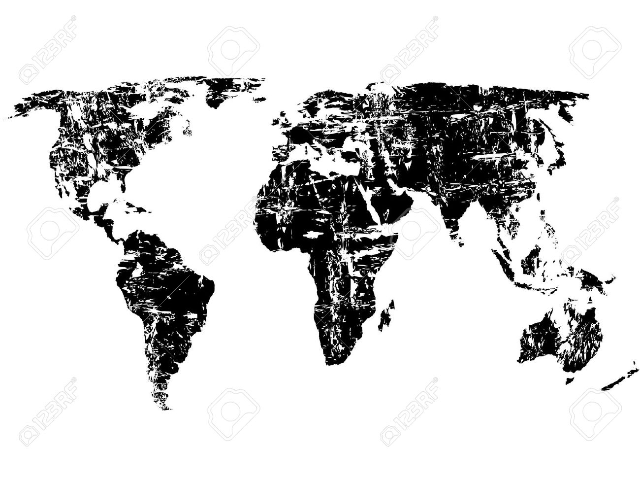 Black And White World Map Wallpaper Me Inside