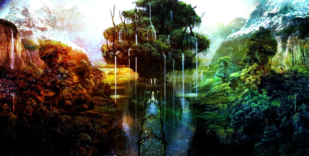 3d Image Live Wallpaper For Android Free Download Download Yggdrasil Wallpaper Gallery