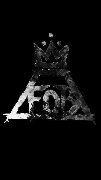 Fall Out Boy Wallpaper For Android Download Fall Out Boy Logo Wallpaper Gallery