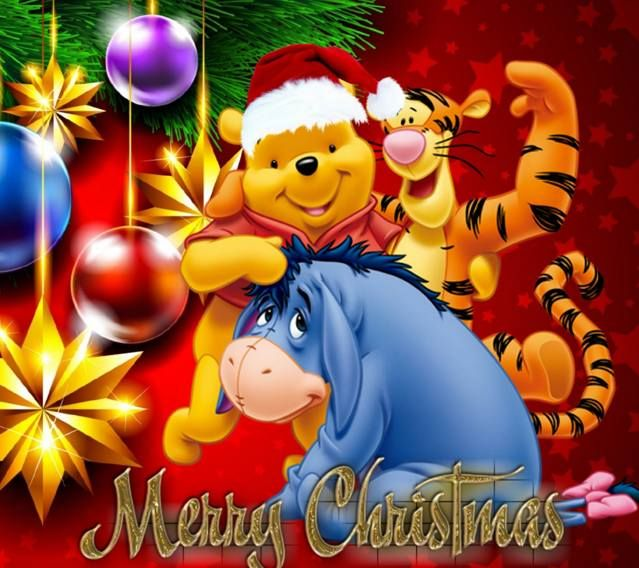 3d Superhero Wallpaper For Android Download Winnie The Pooh Christmas Wallpaper Desktop Gallery