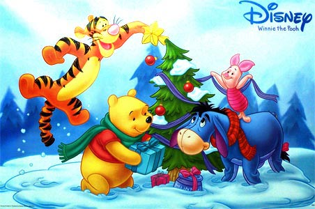 3d Deer Nature Live Wallpaper Download Winnie The Pooh Christmas Wallpaper Desktop Gallery