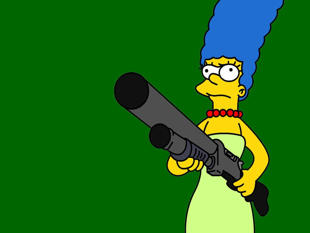 3d Animated Wallpaper For Android Mobile Download Marge Simpson Wallpapers Gallery