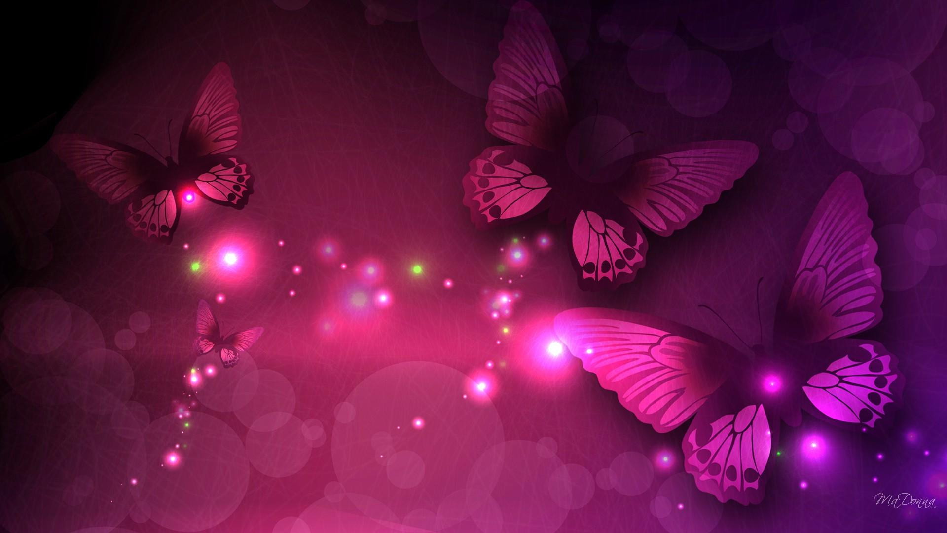 Download 3d Horse Wallpaper Download Pink And White Butterfly Wallpapers Gallery