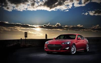 Hyundai Genesis Coupe Wallpaper | HD Wallpaper Background