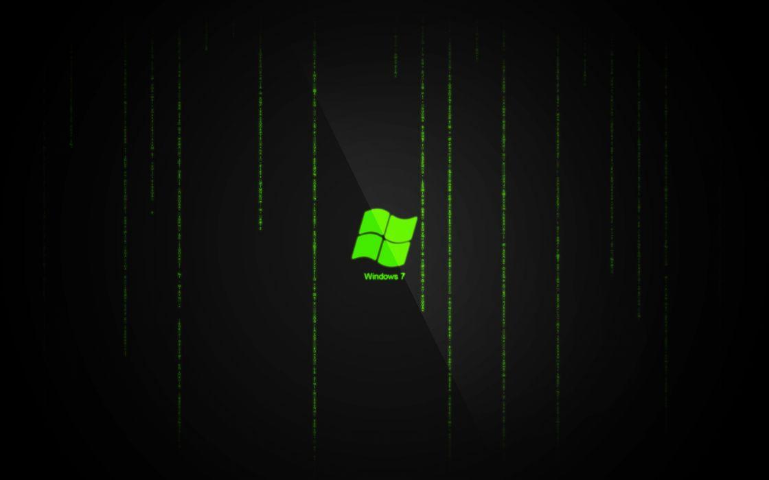 Matrix microsoft windows wallpaper 2560x1600 18947 WallpaperUP