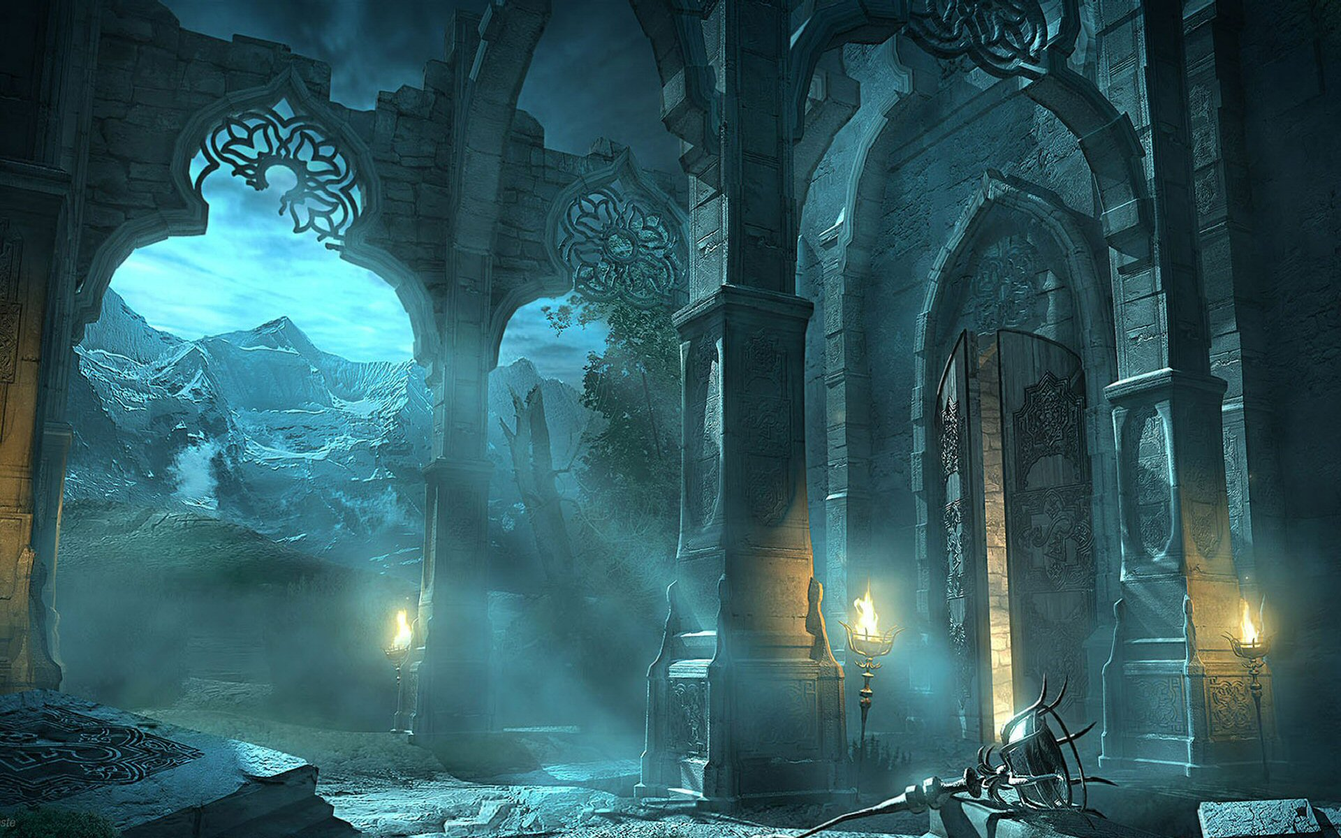 Prince Of Persia Hd Wallpaper Prince Of Persia Raphael Lacoste Wallpaper 1920x1200