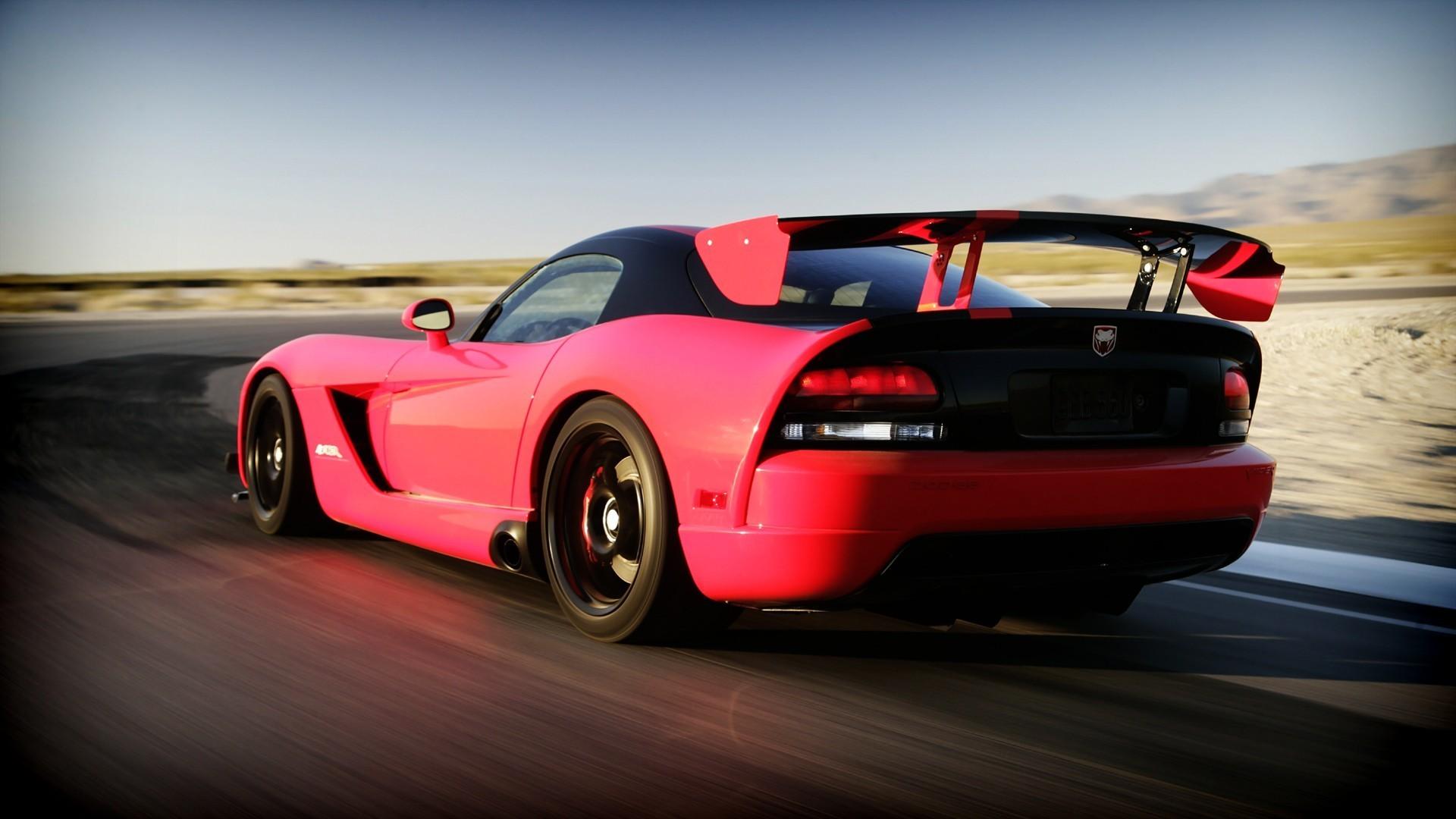 Viper Car Wallpaper Dodge Viper Vehicles Cars Exotic Tuning Wings Color Wheels
