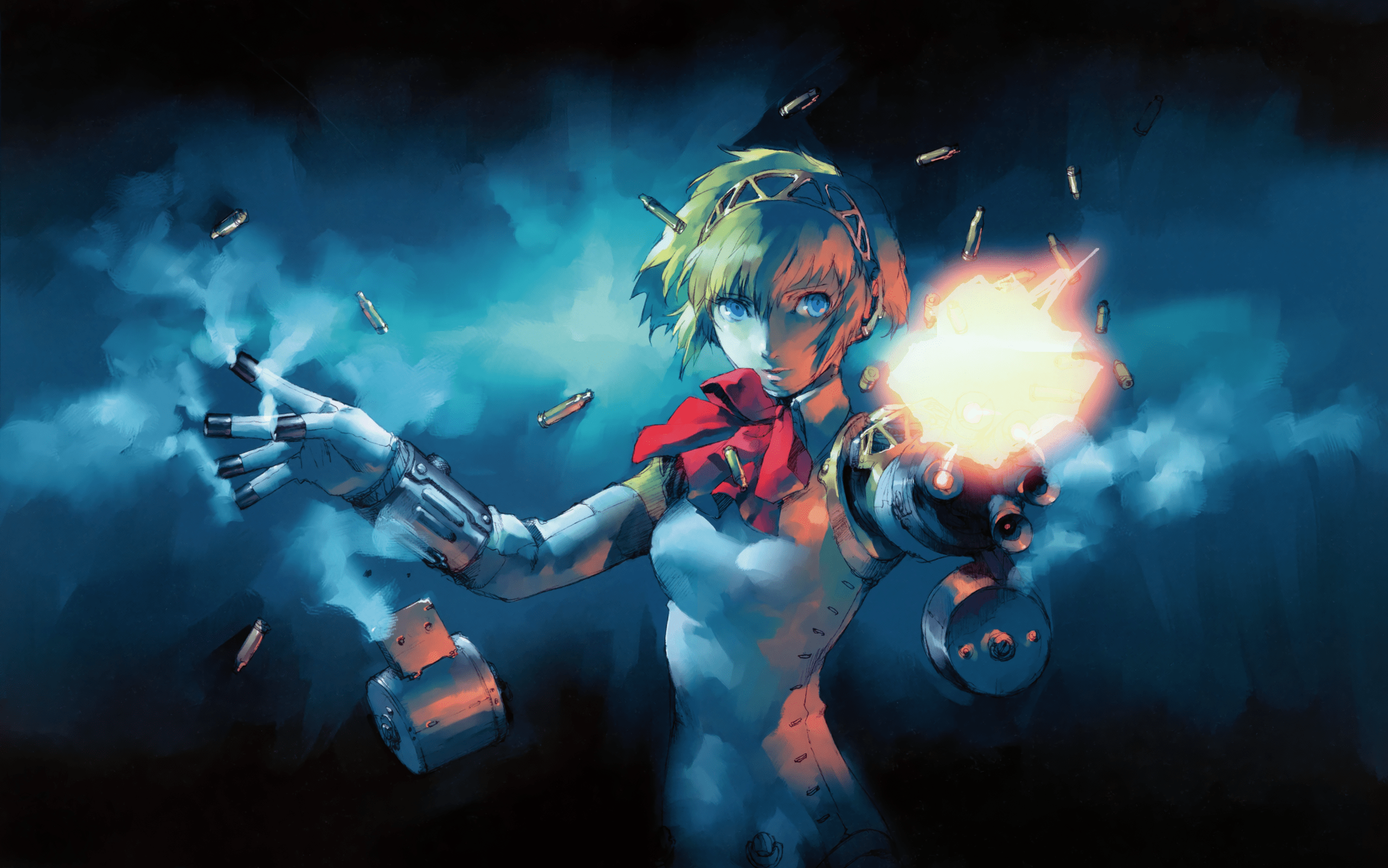 Anime Girl Wallpapers Persona 3 Anime Drawing Games Weapons Sci Fi Futuristic