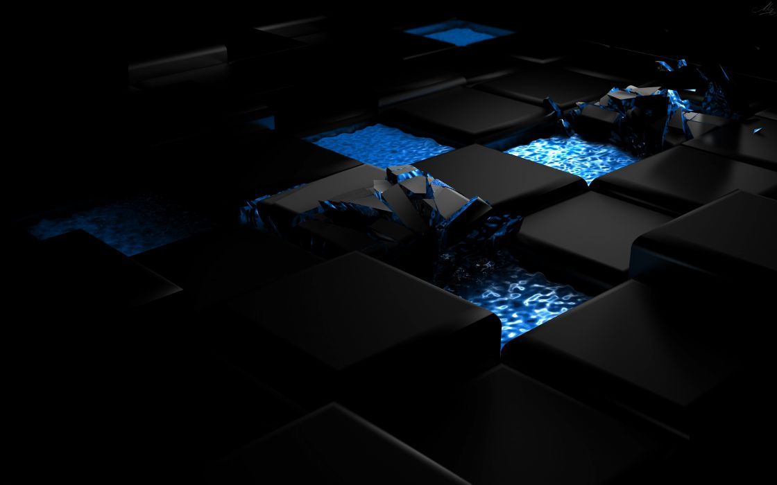 Cg digital art dark wallpaper 2560x1600 35547 WallpaperUP