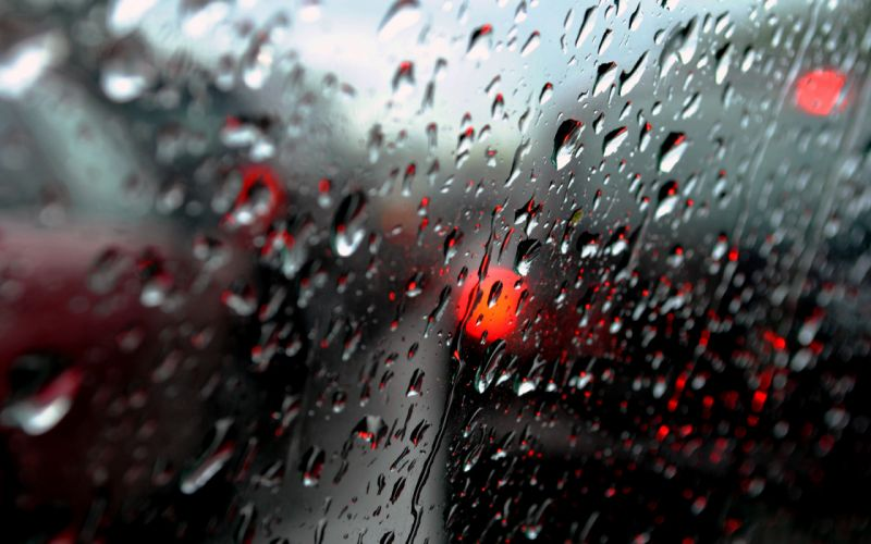 Wallpapers 2560x1440 Cars Water Drops Window Macro Rain Glass Cars Wallpaper