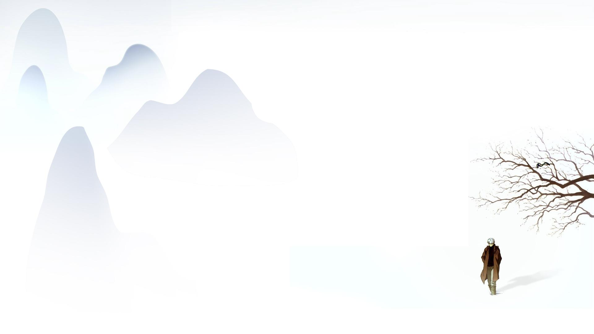 Bleach Wallpaper Hd Anime White Mushi Shi Ginko Wallpaper 1920x1080 46046