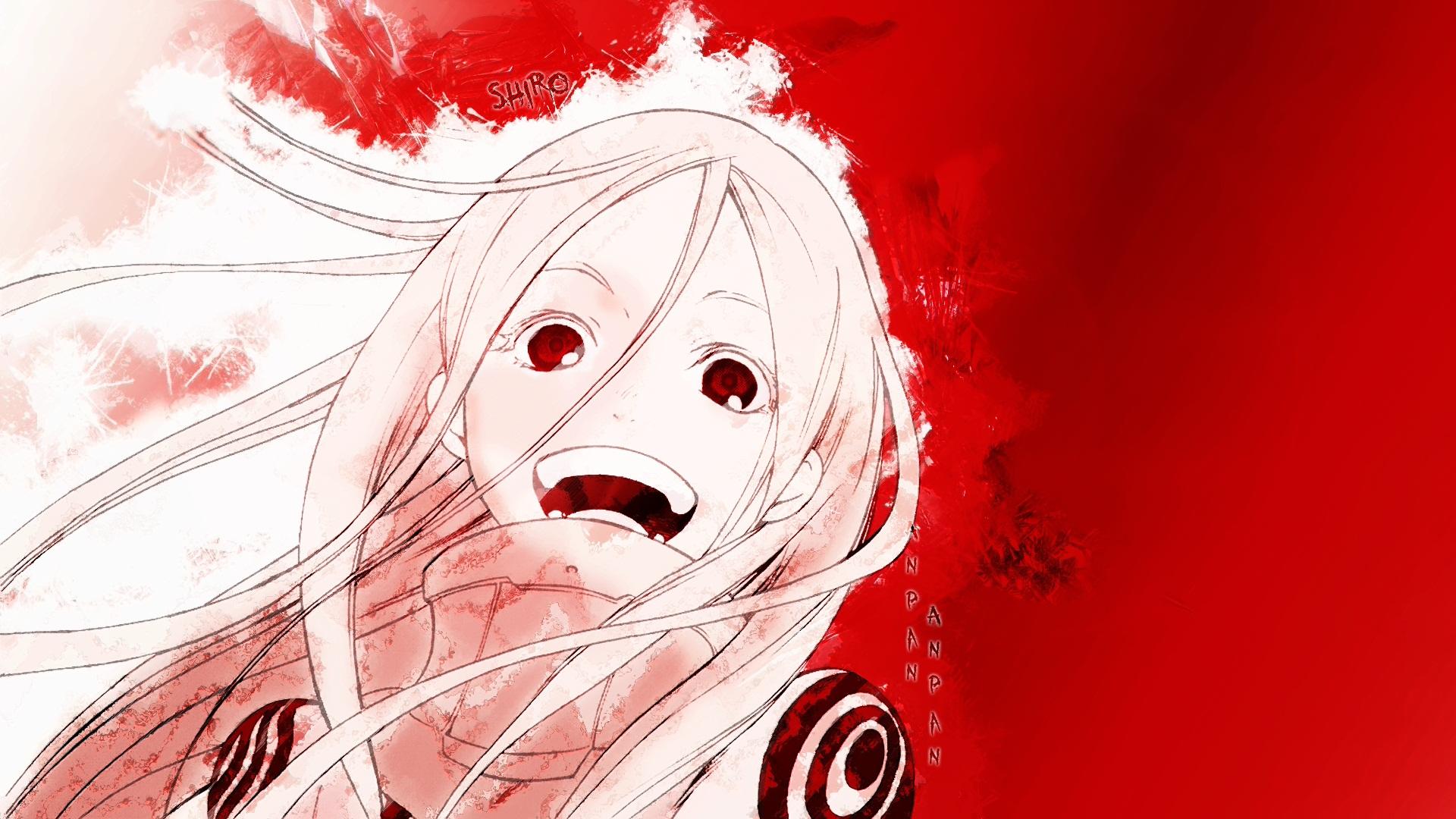 Anime Wallpaper Free Download Deadman Wonderland Shiro Deadman Wonderland Wallpaper