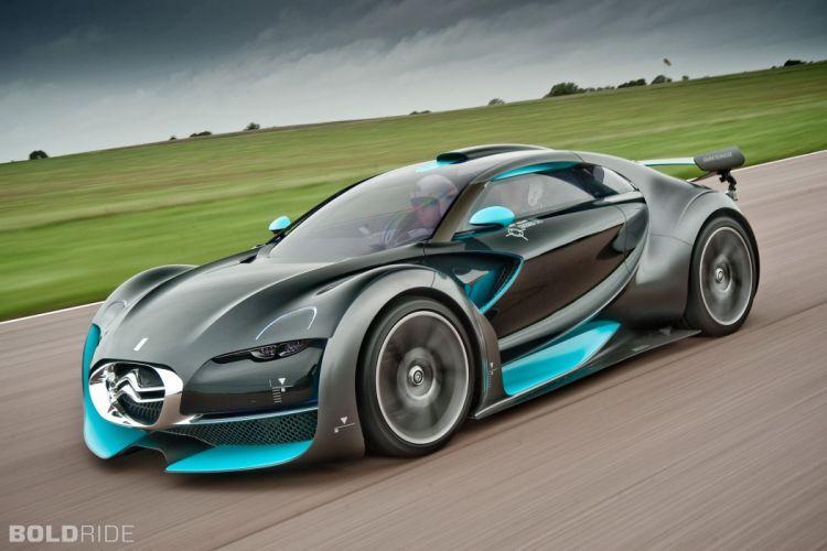 Cool Car Wallpapers 500 2010 Citroen Survolt Concept Supercar Supercars Fd