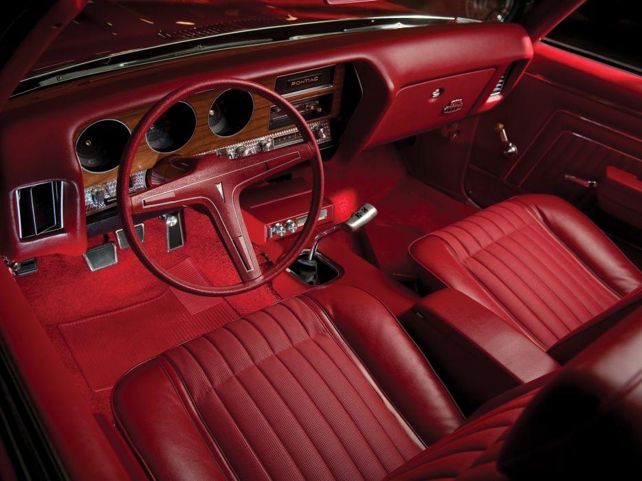 1970 Pontiac Gto Interior Control Cables  Wiring Diagram