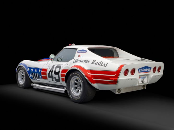 Racing Car Pictures Wallpaper 1972 Chevrolet Corvette Stingray Zl1 Bfg John Greenwood C