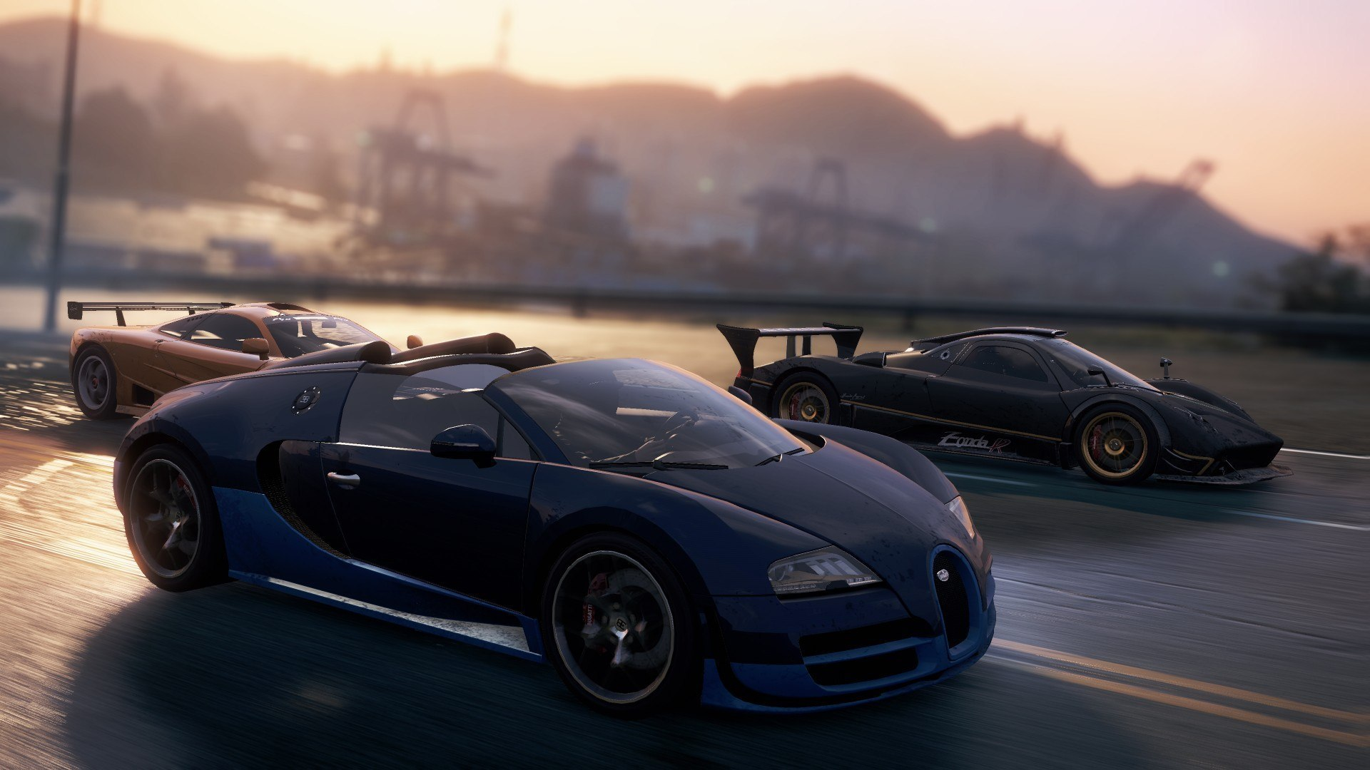 Car Chase Wallpaper Hd Supercar Need For Speed Most Wanted 2012 Veyron Grand
