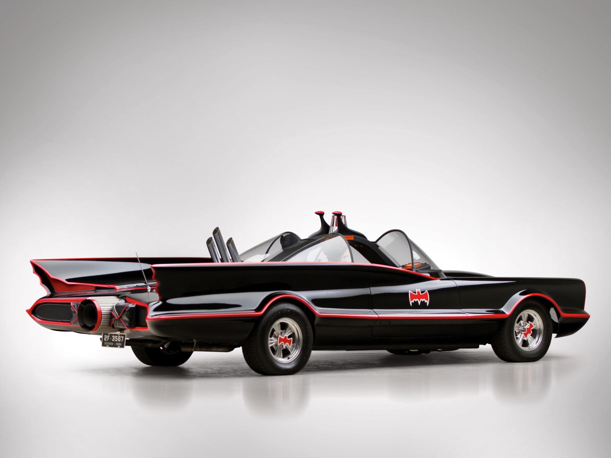 Free Download Car Wallpapers For Mobile 1966 Lincoln Futura Batmobile By Barris Kustom Custum