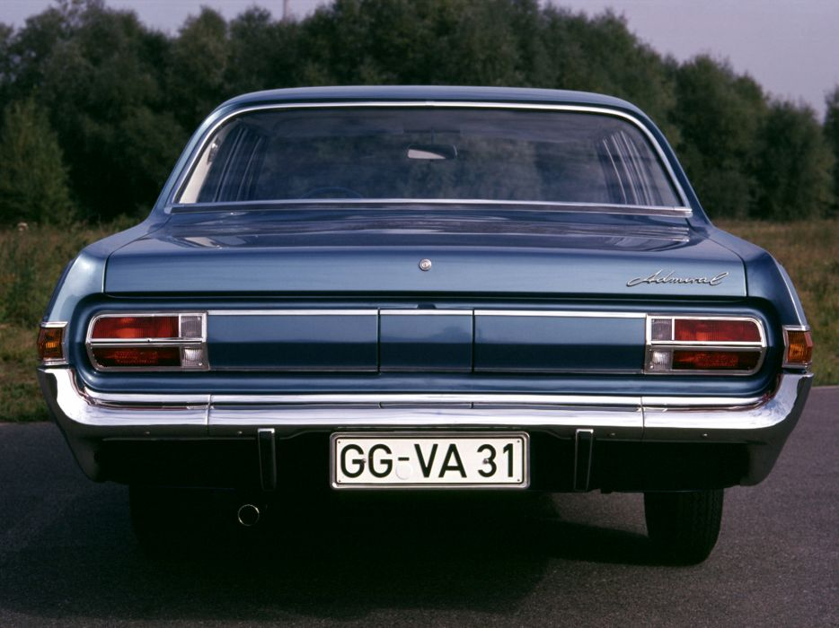 Pics Of Cars Wallpapers 1965 Opel Admiral A Classic G Wallpaper 2048x1536