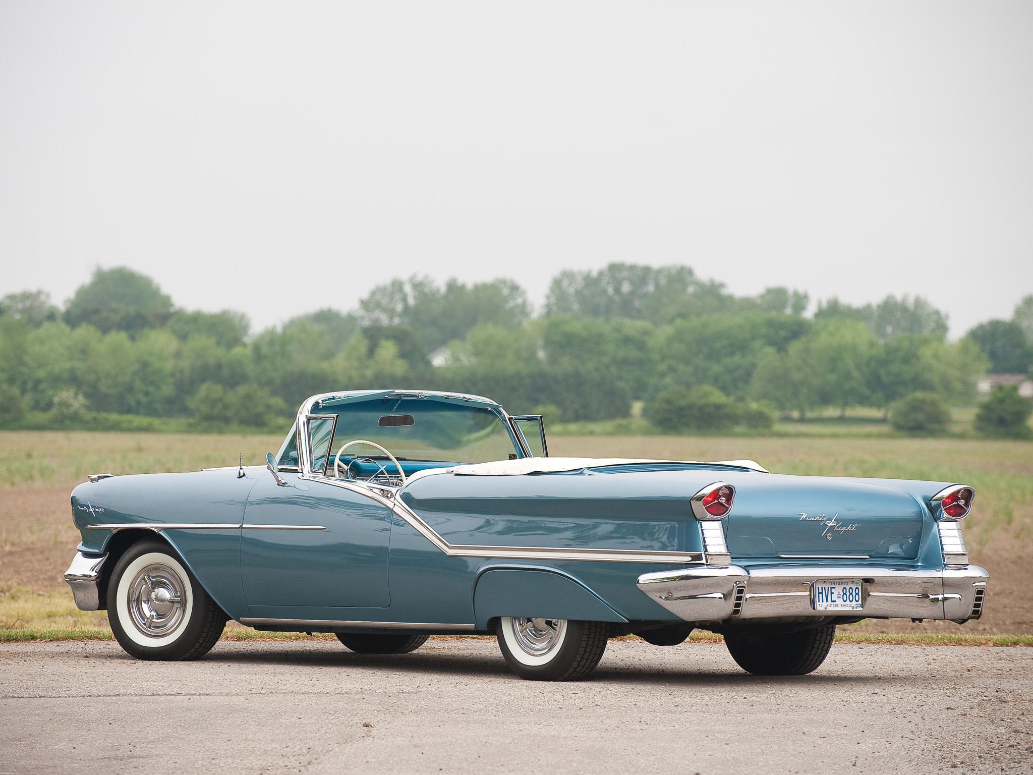 Luxury Car Pictures Wallpaper 1957 Oldsmobile 98 Convertible Luxury Retro 9 8 G