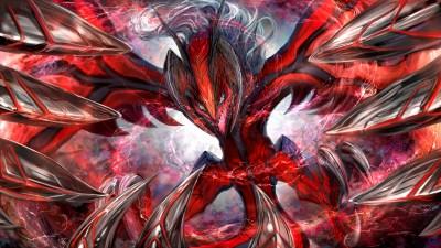 Pokemon red thyr yveltal wallpaper | 1600x900 | 179428 ...