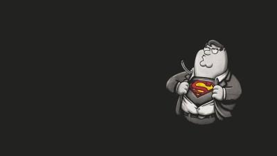 FAMILY GUY superman superhero g wallpaper | 1820x1024 | 184432 | WallpaperUP