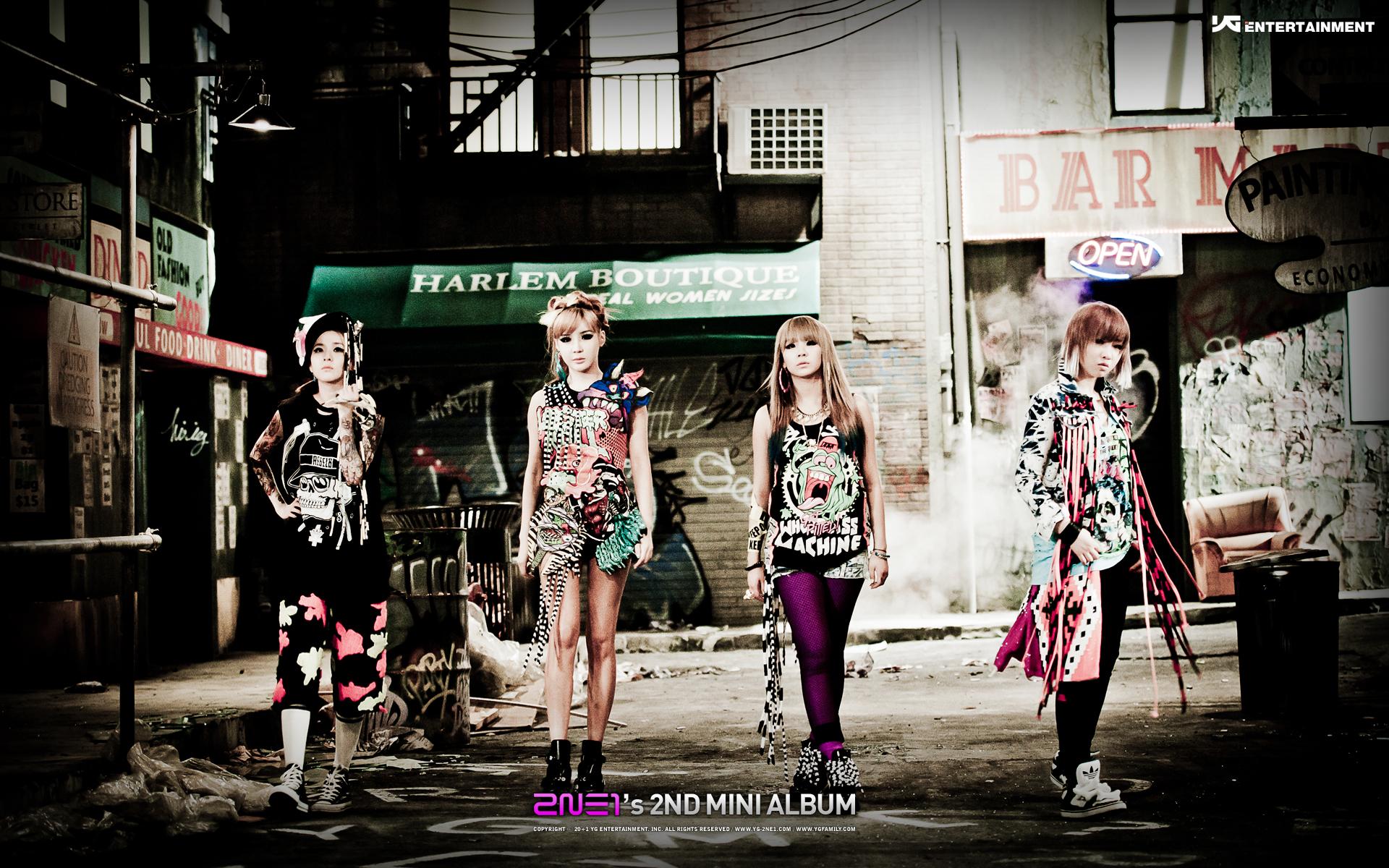 2ne1 Falling In Love Wallpaper 2ne1 K Pop Pop Dance Korean Korea Poster Gs Wallpaper