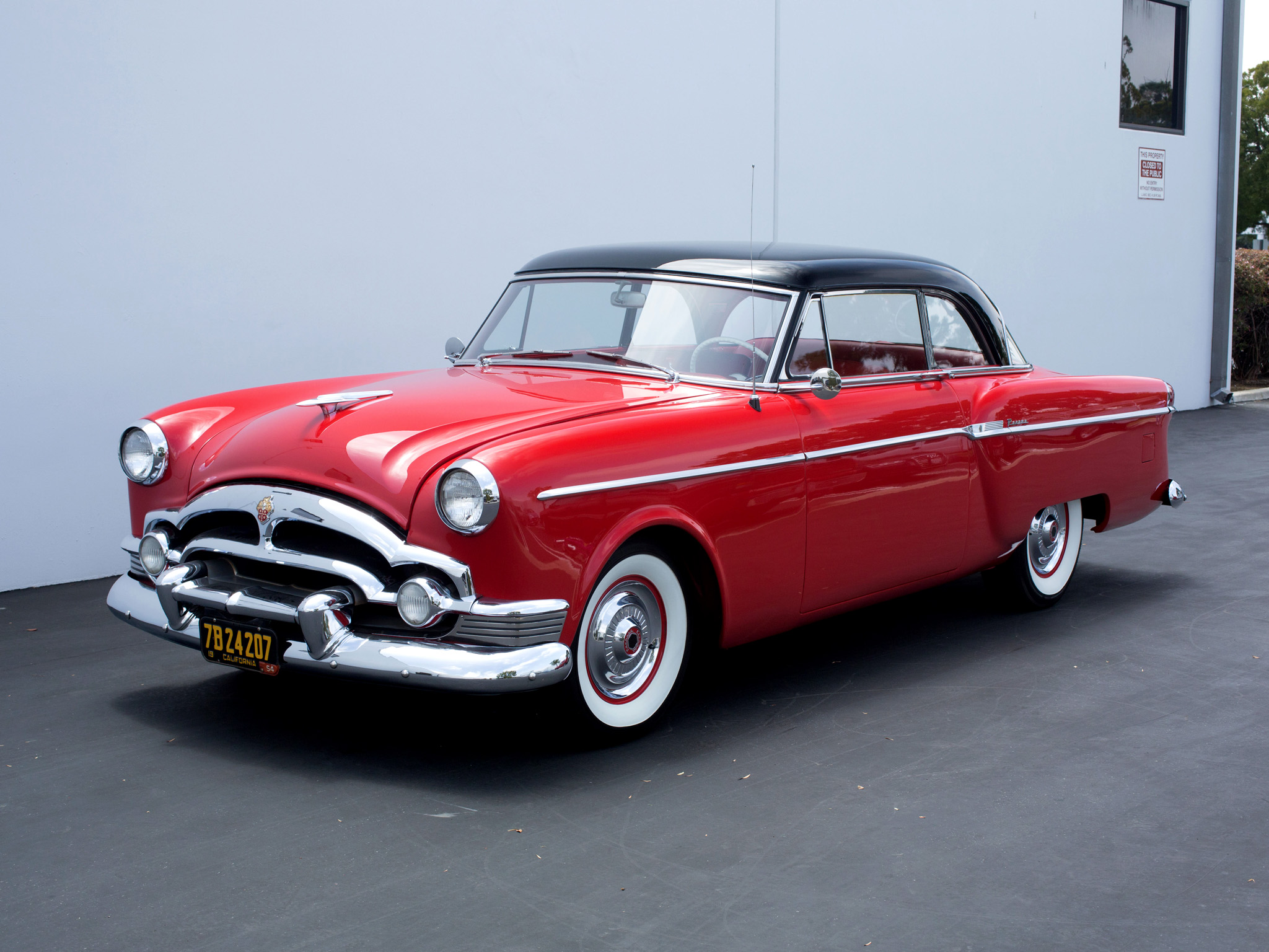 Car Wallpapers Hd 2013 Free Download 1954 Packard Super Clipper Panama Hardtop Coupe 5411 5467