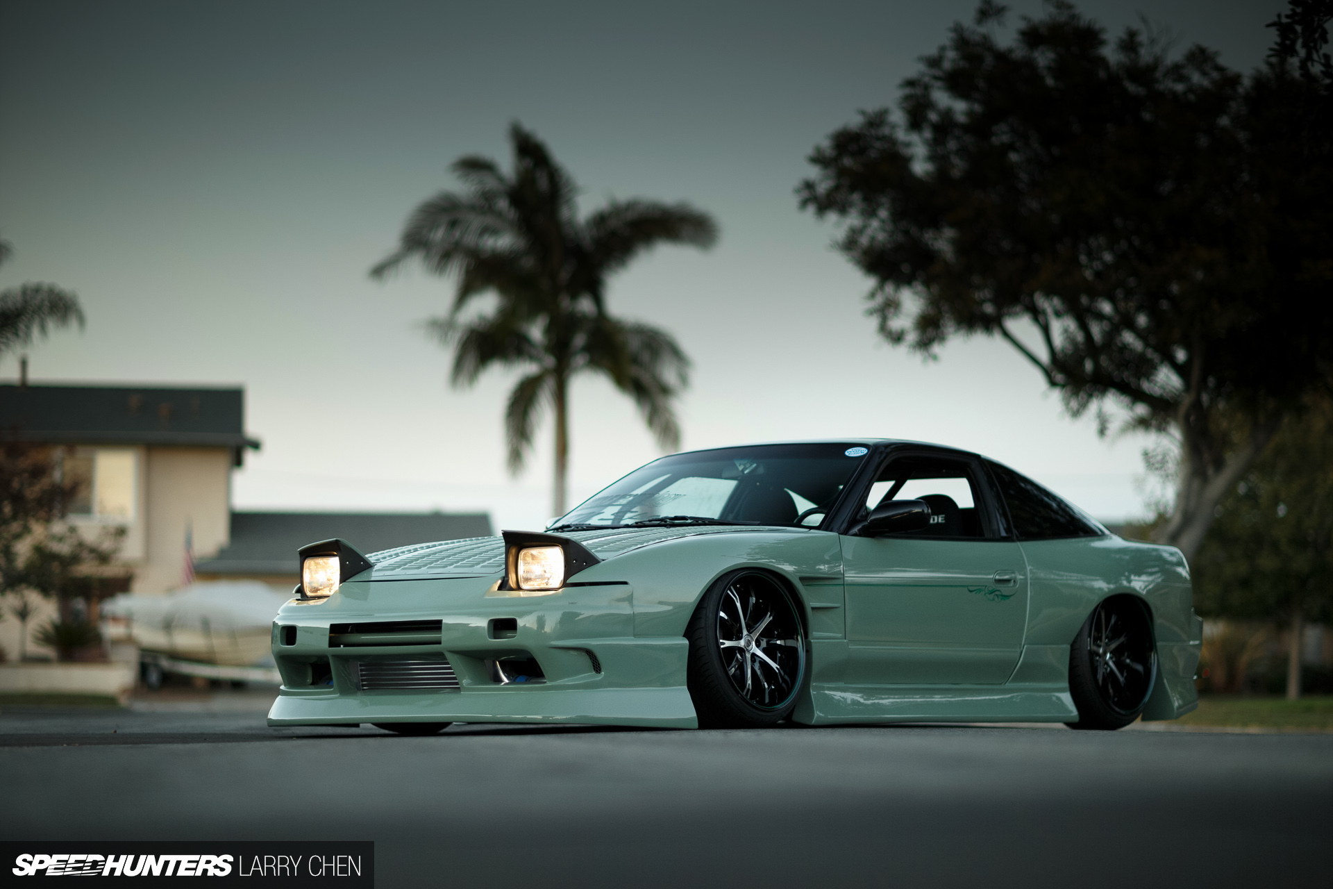 Images For Cars Wallpaper Nissan 240sx S13 Tuning Lowrider G Wallpaper 1920x1280