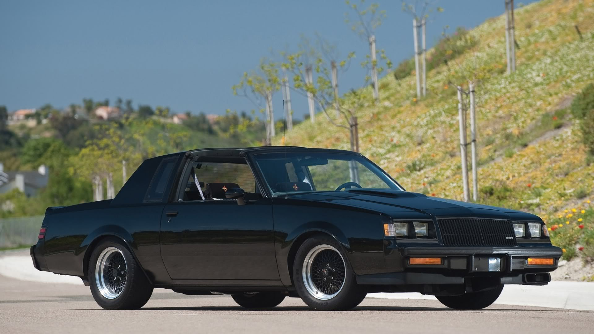 Fast And Furious 4 Cars Wallpapers Cars Buick Black Cars Buick Gnx Muscle Car Wallpaper