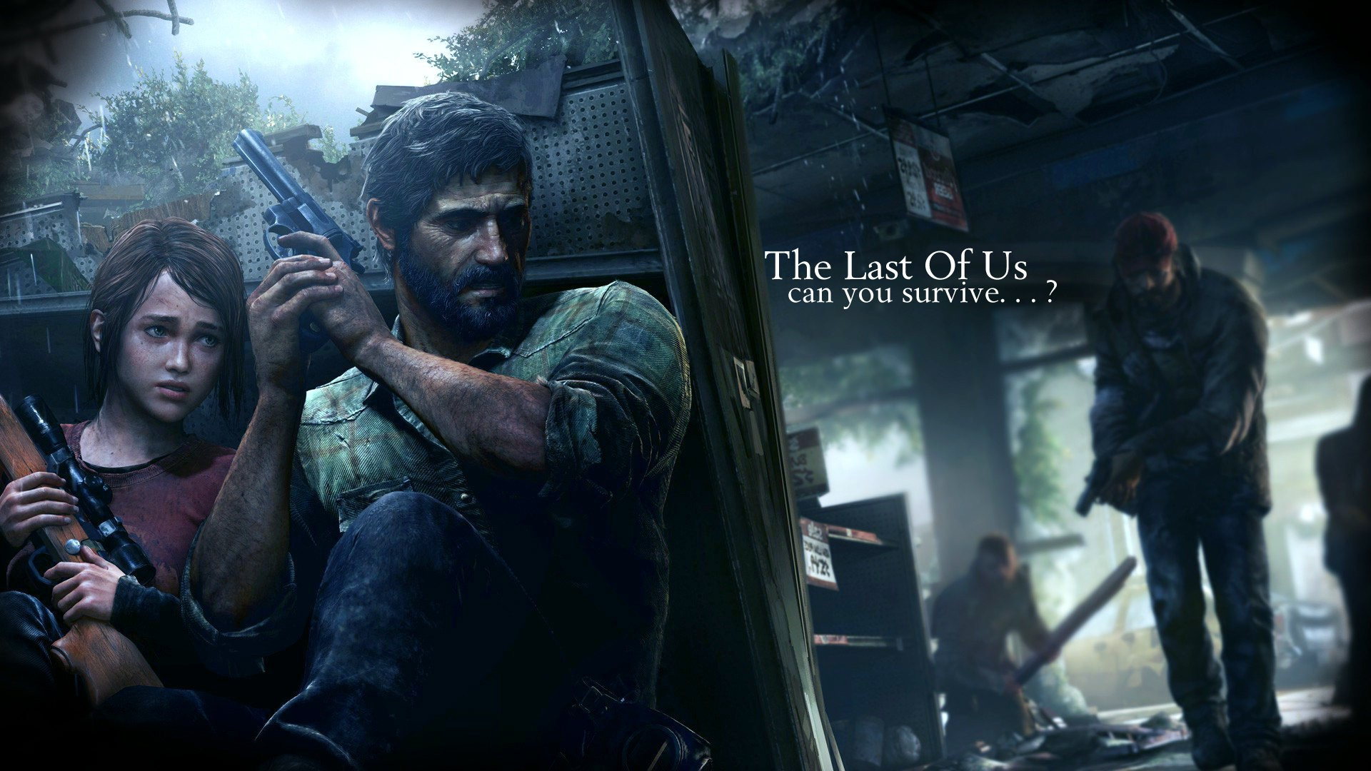 Wallpaper Quotes For Computer Video Games Quotes Naughty Dog Playstation 3 The Last Of