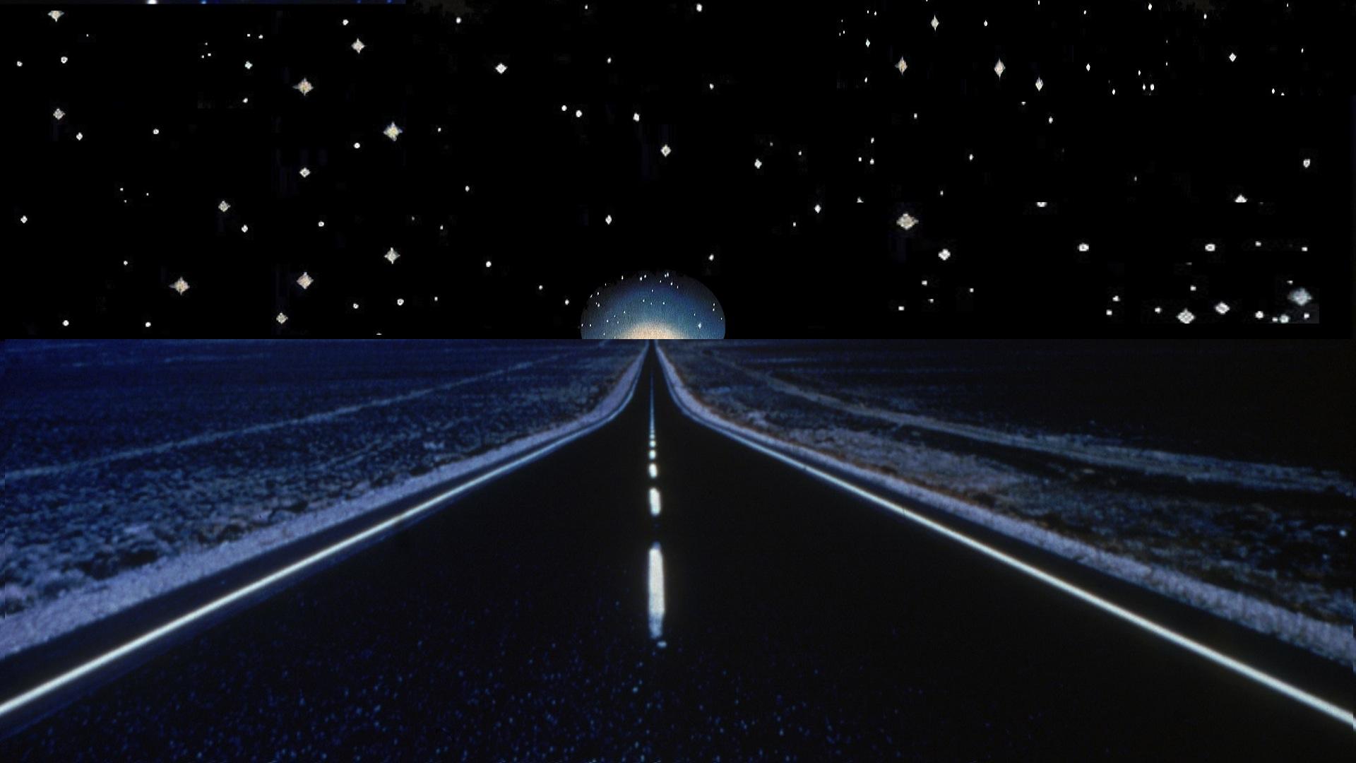 Car Curvy Road Wallpaper Close Encounters Of The Third Kind Sci Fi Drama Thriller