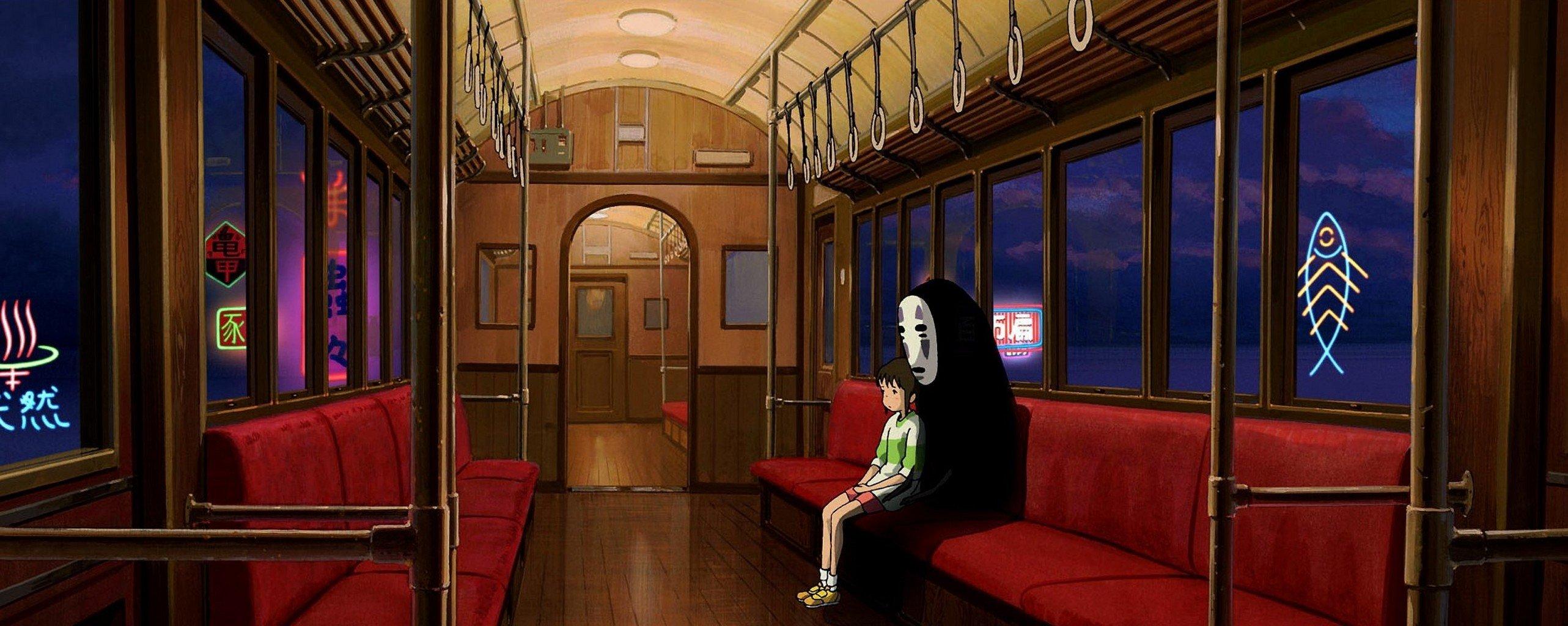 Anime Wallpaper 2014 Hayao Miyazaki Spirited Away Studio Ghibli Wallpaper