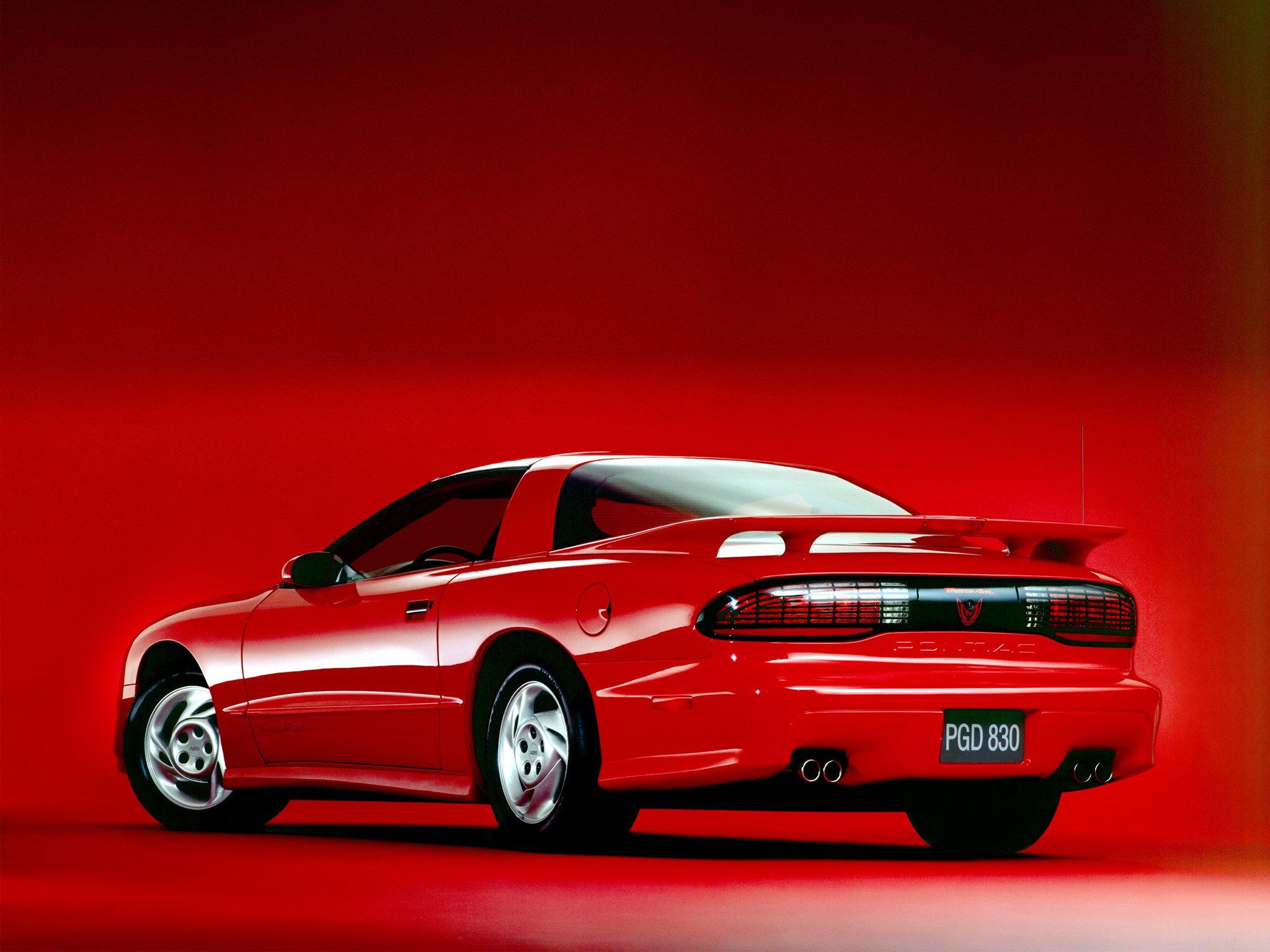 Future Cars Wallpapers Free Download 1993 97 Pontiac Firebird Trans Am Muscle Trans G Wallpaper