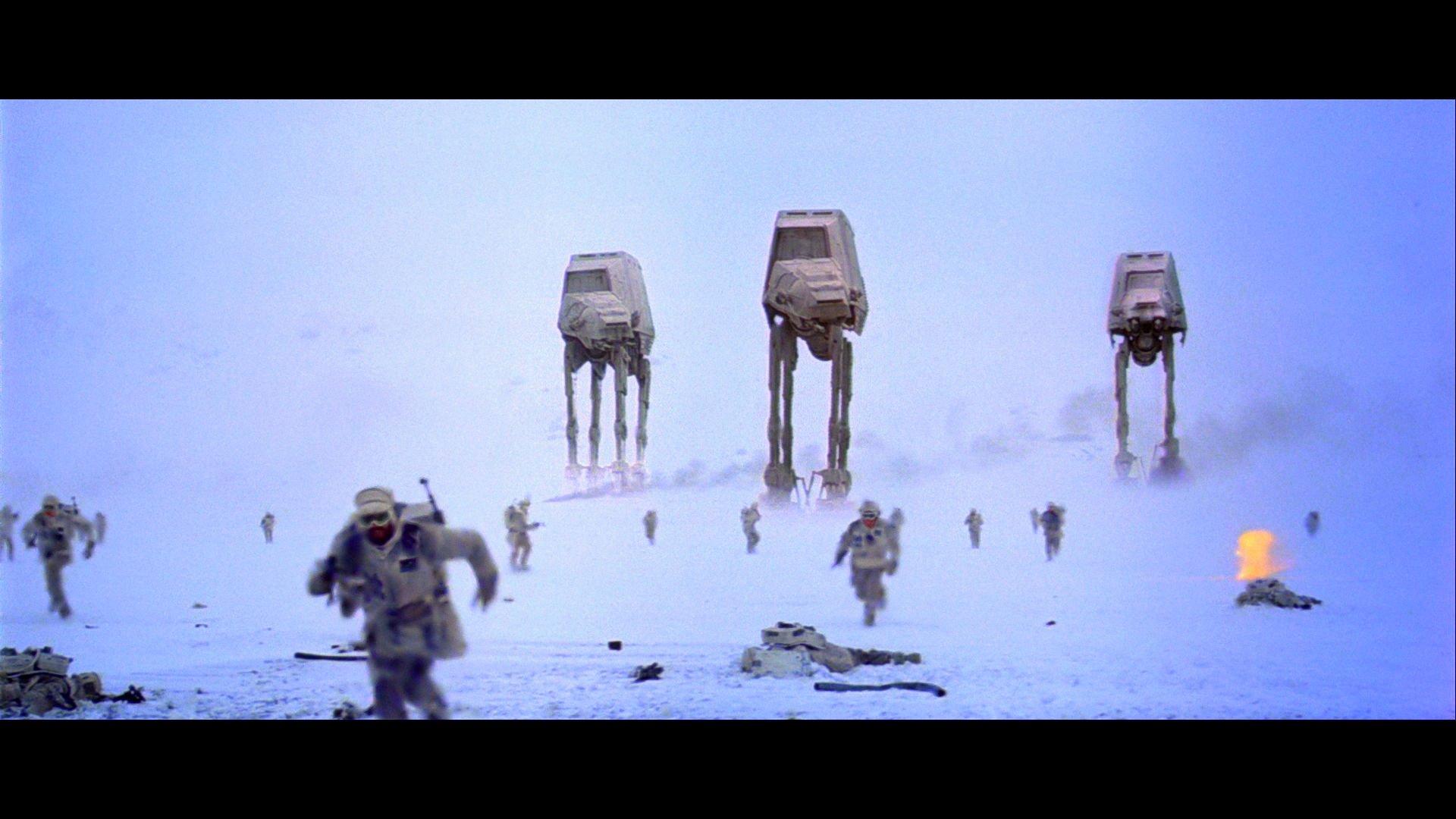 Sci Fi Wallpaper Hd Star Wars Empire Strikes Back Sci Fi Futuristic Movie Film