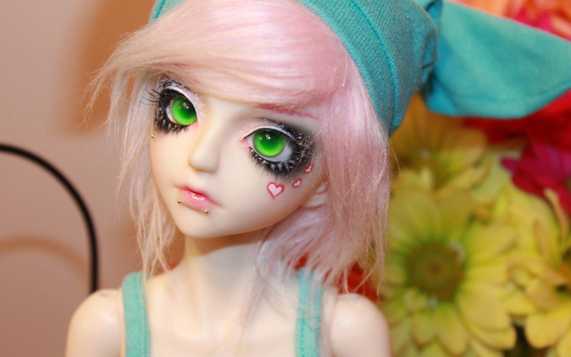 Cute Baby Blue Eyes Wallpaper Bjd Dolls Wallpaper Www Pixshark Com Images Galleries