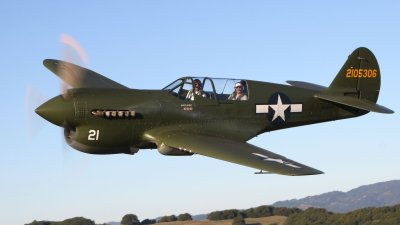 Airplanes P-40 Warhawk wallpaper | 1920x1080 | 260114 | WallpaperUP