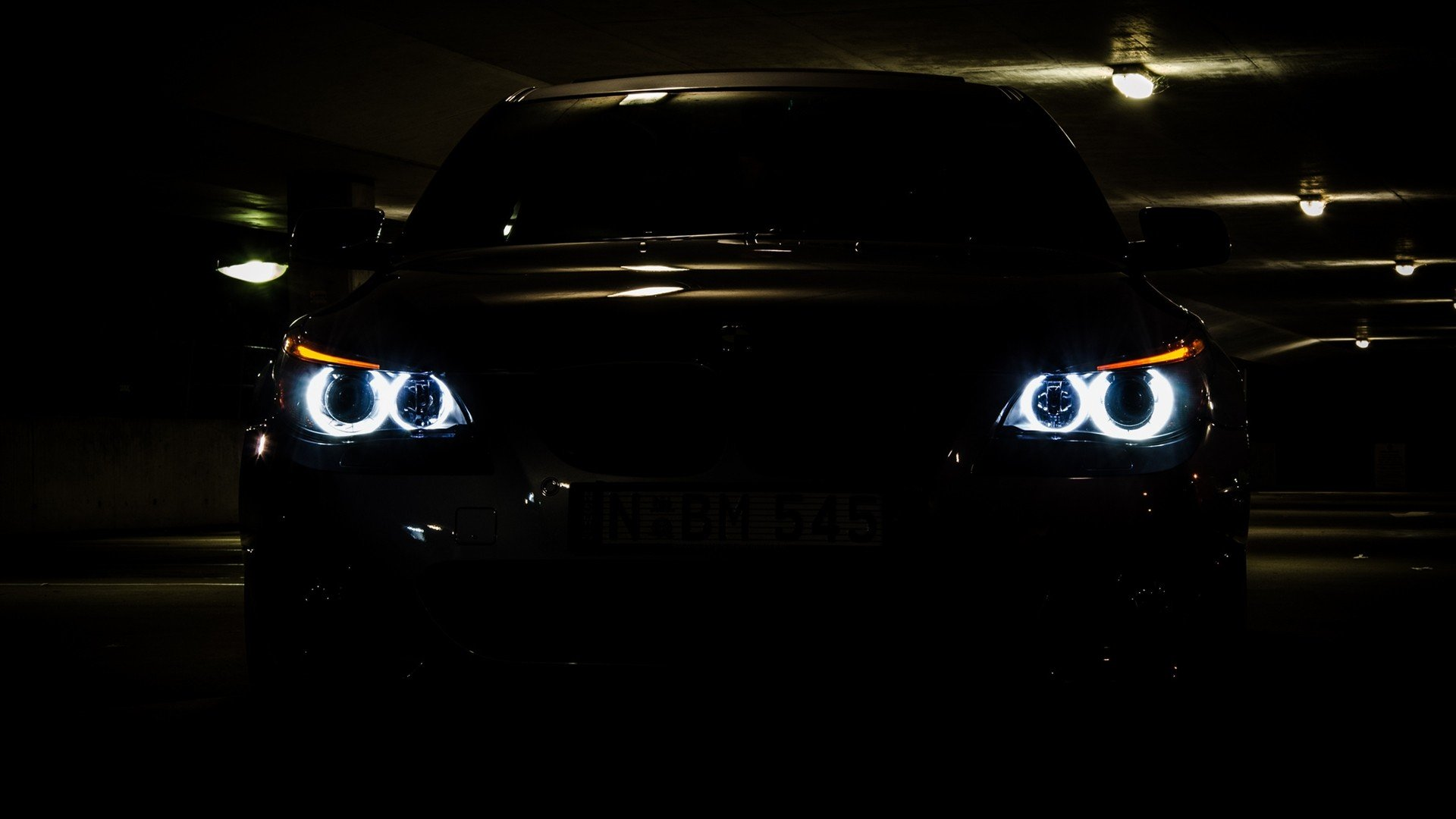Images For Cars Wallpaper Bmw Lights Cars Vehicles Bmw 5 Series Bmw E60 Automobile