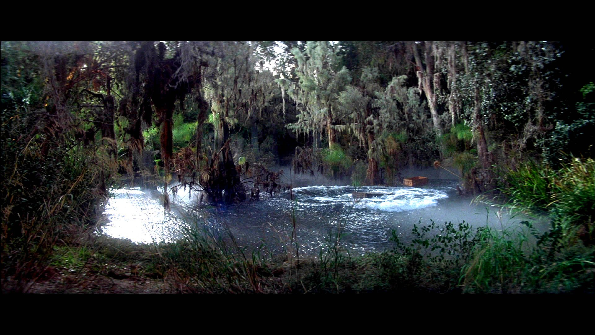 Trippy Animated Wallpapers Monster Squad Action Comedy Fantasy Horror Dark Lake River