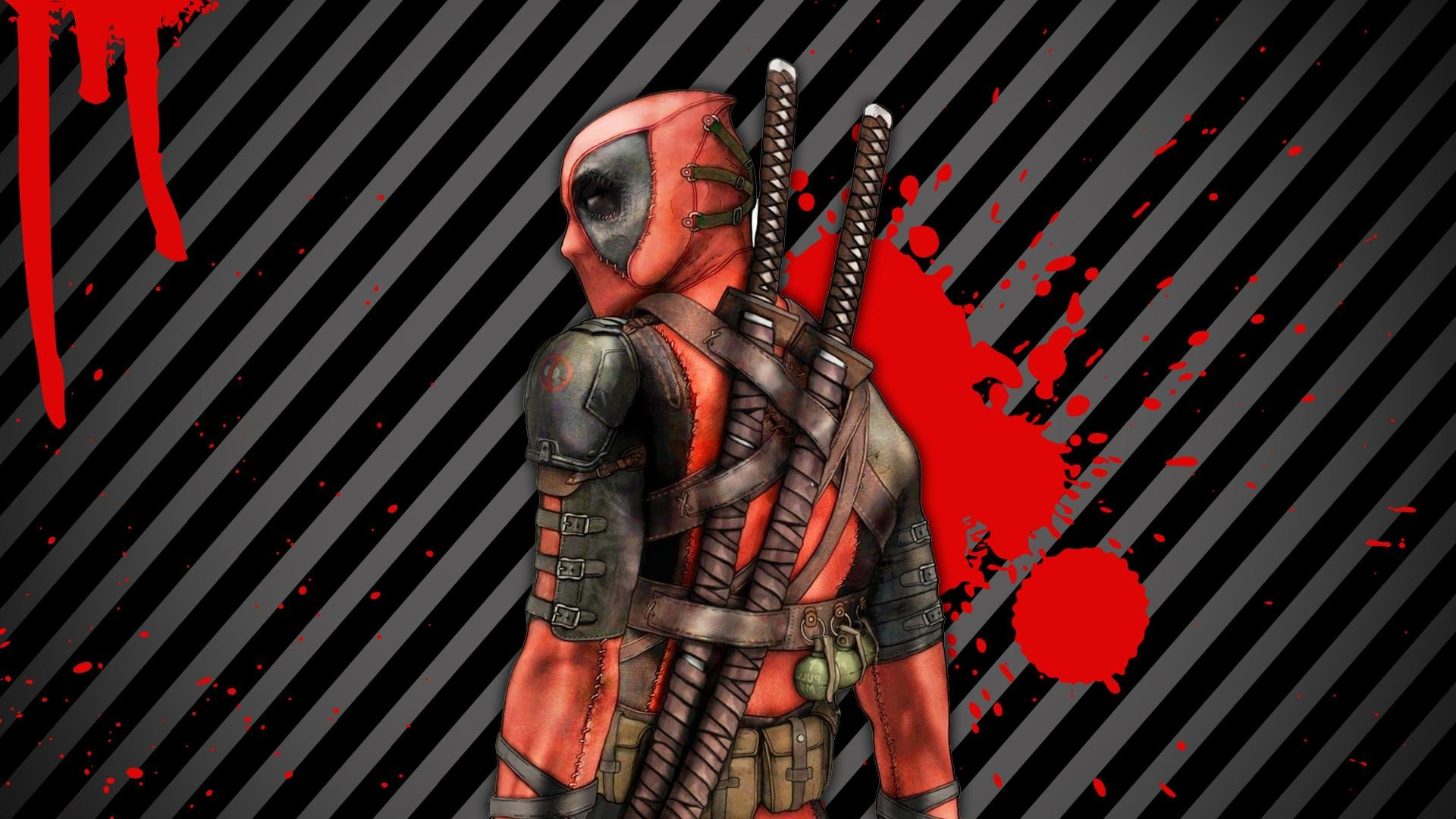 2560x1024 Hd Wallpaper Deadpool Wallpaper 1920x1080 281017 Wallpaperup