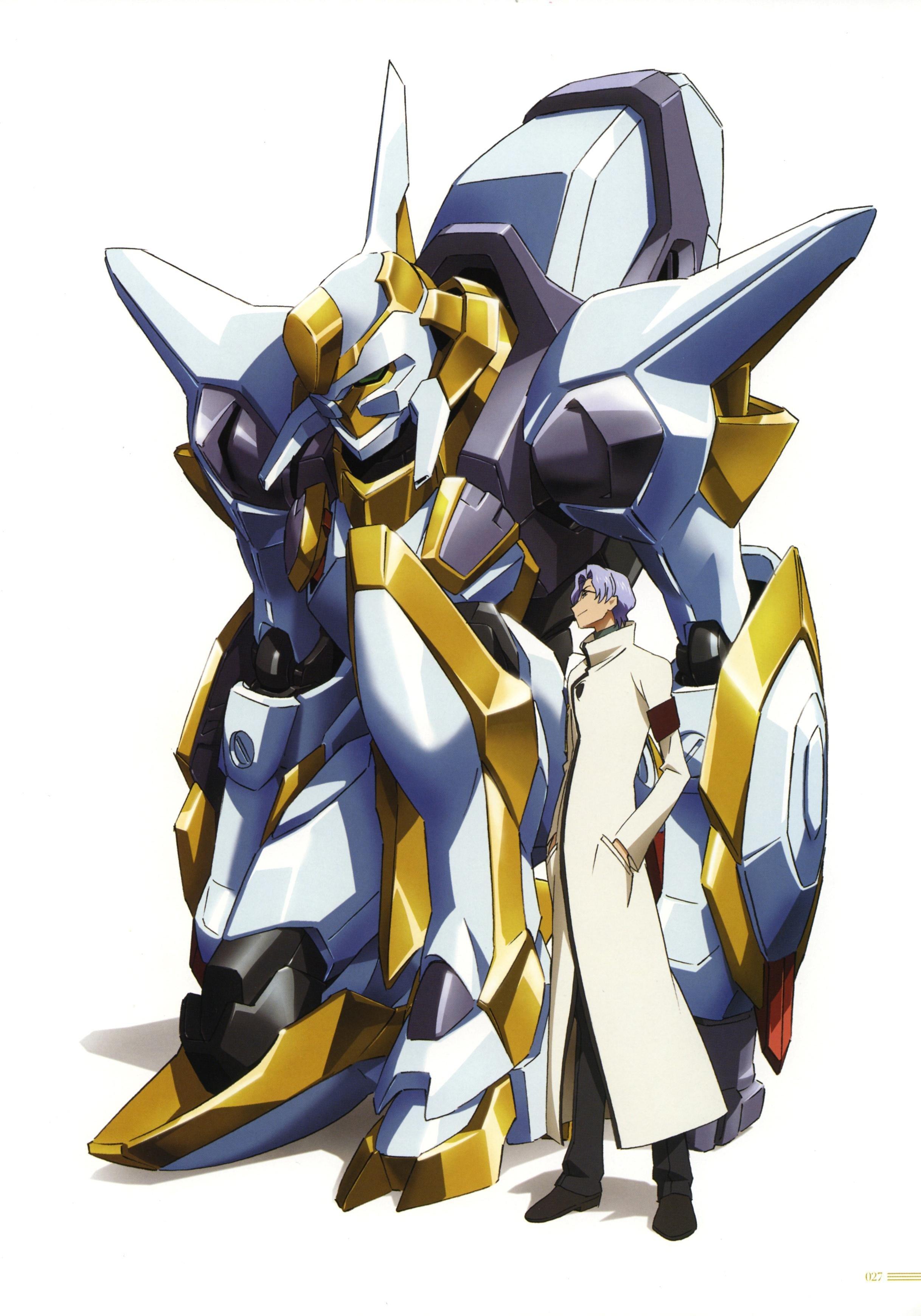 Voltes V Wallpaper Hd Robots Code Geass Artwork Anime Lancelot Wallpaper