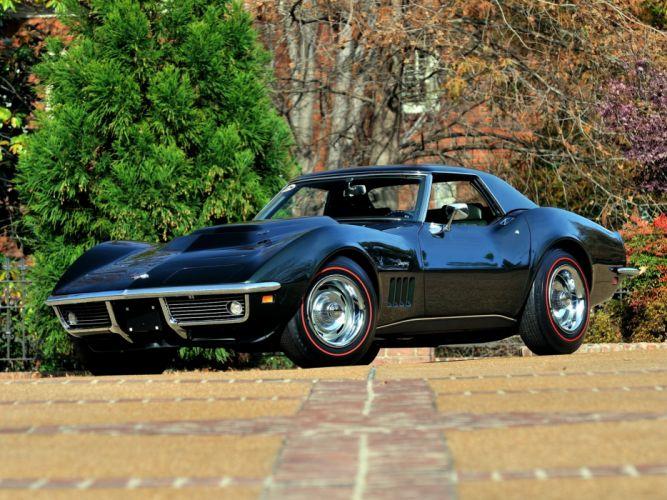 Muscle Car Photos Wallpaper 1969 Chevrolet Corvette Stingray L88 427 Convertible C 3