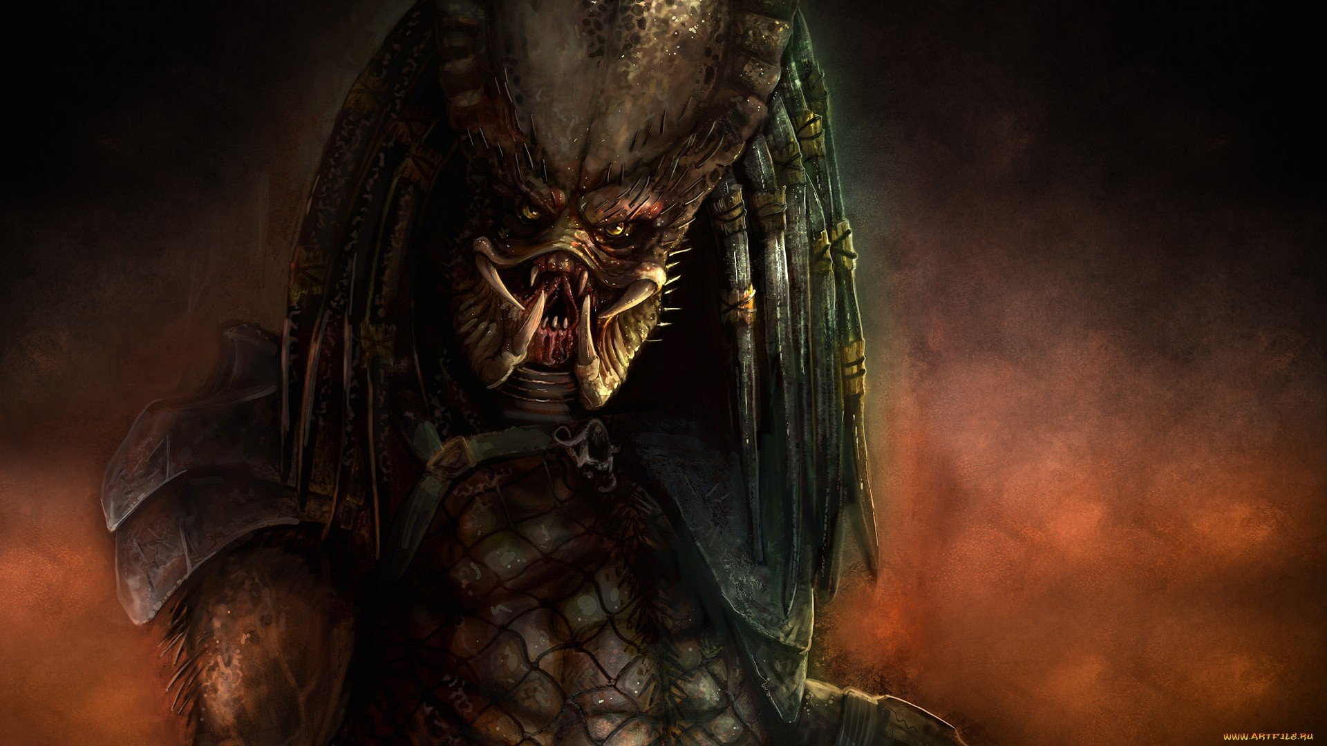 Zedge Full Hd Wallpaper Predator Wallpaper 1920x1080 292846 Wallpaperup