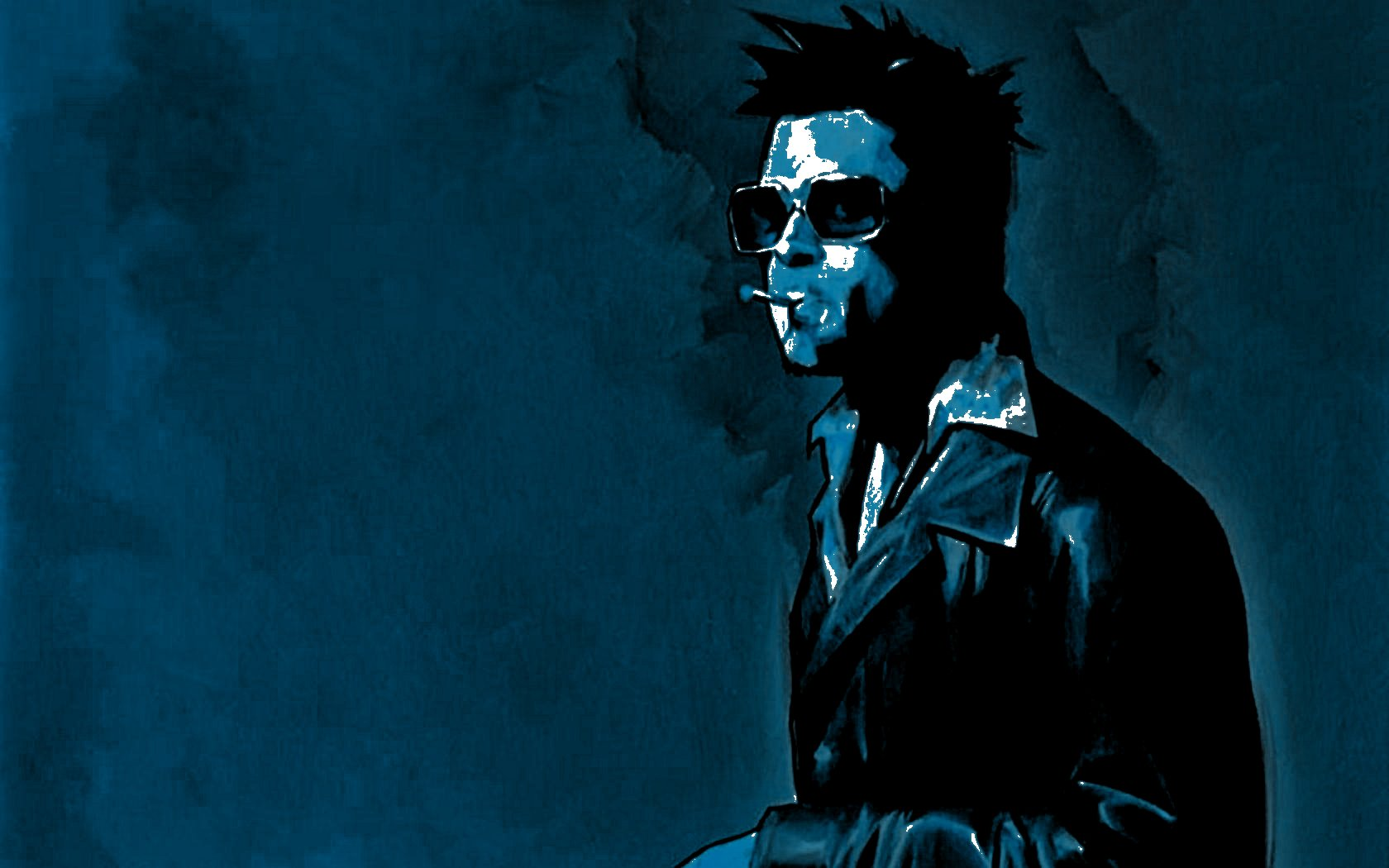 Tyler Durden Iphone Wallpaper Fight Club Wallpaper 1680x1050 294451 Wallpaperup