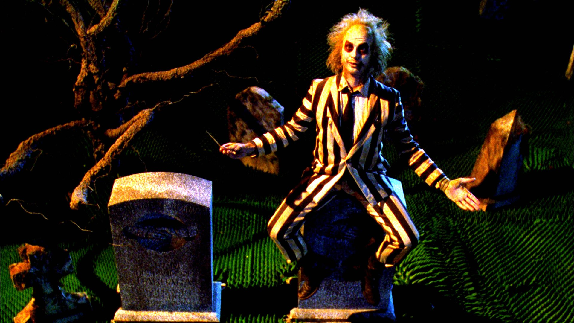 Fall Witch Wallpaper Beetlejuice Comedy Fantasy Dark Movie Film Monster Horror