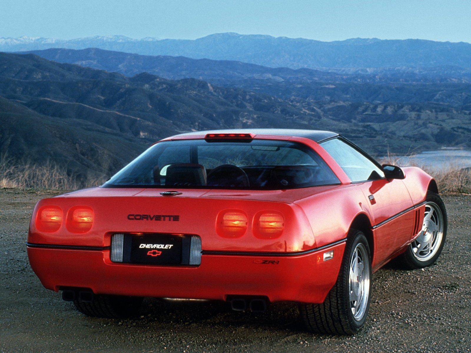 Iphone Muscle Car Wallpaper 1990 Chevrolet Corvette Zr1 Coupe C 4 Supercar Muscle R