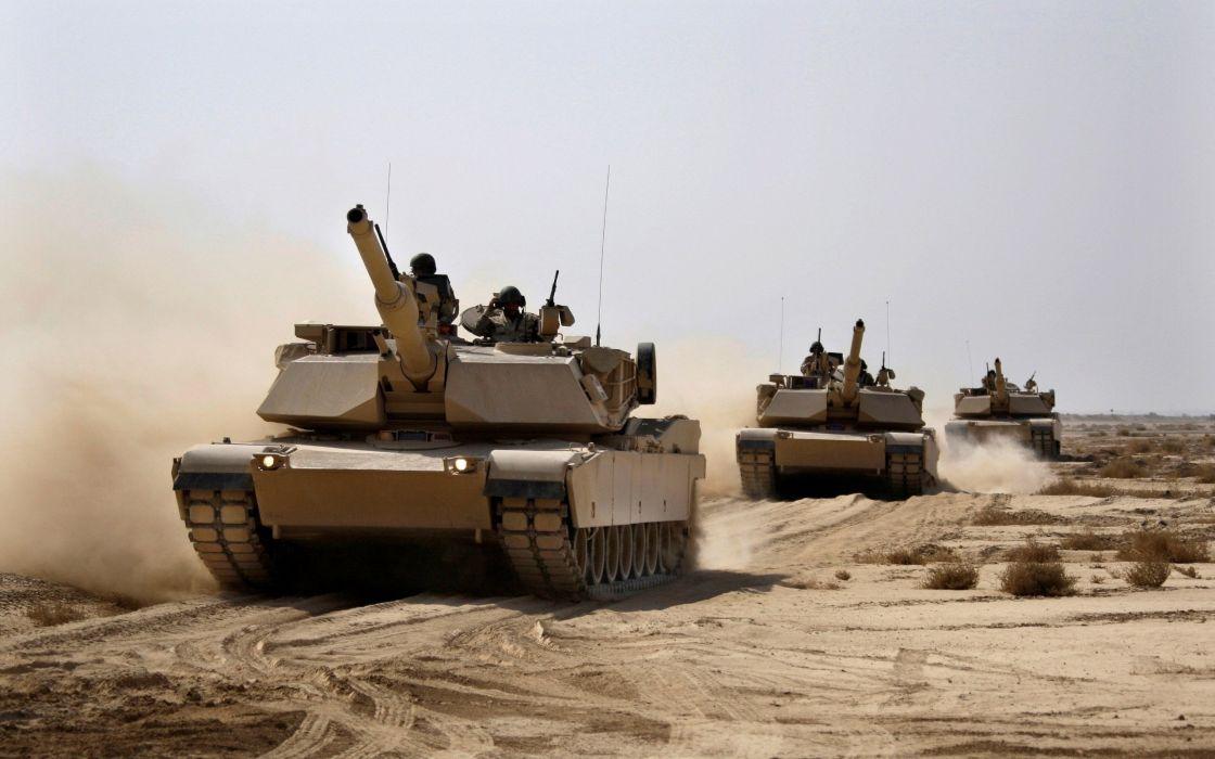 Baghdad Hd Wallpapers M1a2 Abrams Usa Tank Weapon Military Desert Wallpaper