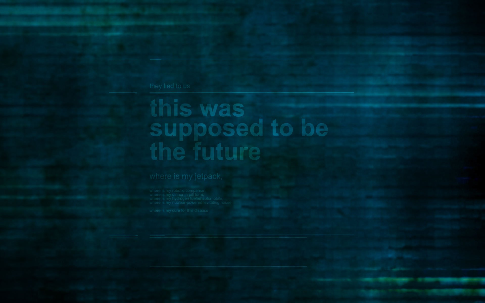 Windows 7 Original Wallpaper Hd Futuristic Text Technology Green Background Inventions