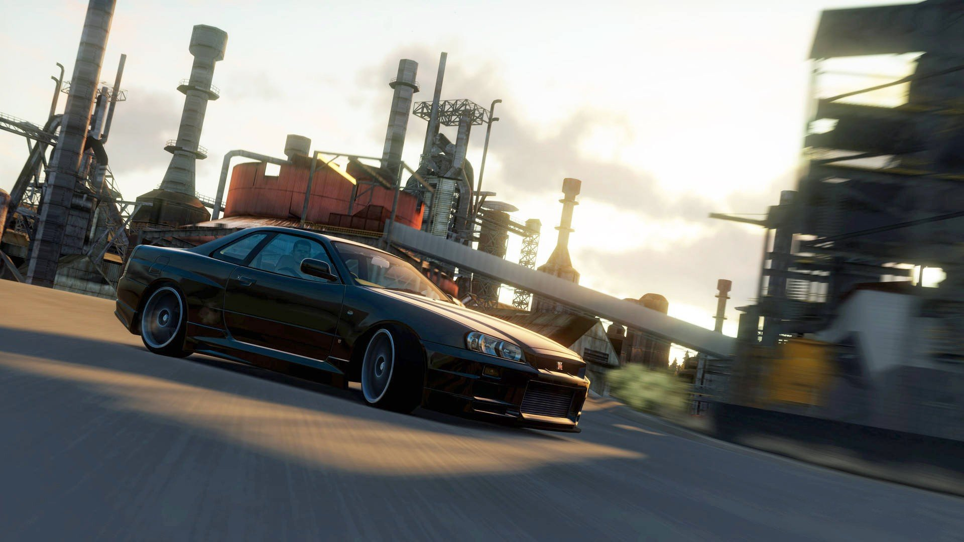 1920x1080 Cars Wallpaper Video Games Cars Xbox 360 Nissan Skyline R34 Gt R Forza